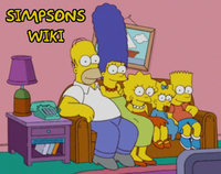 Simpsons Wiki logo