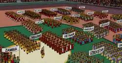 Olympic teams
