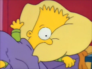 Bart wakes up