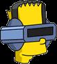 Bart Virtual Icon