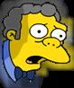 Moe Shocked Icon