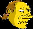 Comic Book Guy Sad Icon