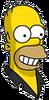 Pin Pal Homer Happy Icon