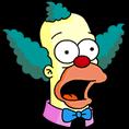 Krusty Surprised Icon