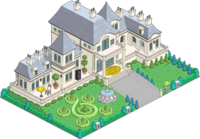 Jay G's Mansion Tapped Out