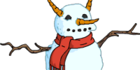 Devil Snowman