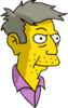Skinner Mad Icon