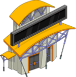 Stadium Entrance Menu