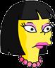 Cookie Kwan Sad Icon