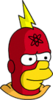 Radioactive Man Icon