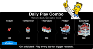 Winter 2015 Act 3 Daily Combo