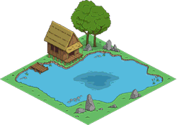 Ancient Ornamental Pond Menu