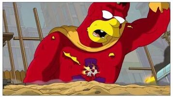 The Simpsons Tapped Out - The Return of Radioactive Man