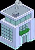 Modern Middle Building Menu