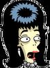 Cavegirl Booberella Surprised Icon