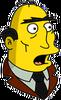Leopold Surprised Icon