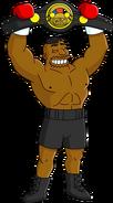 Boxing Drederick Tatum Unlock