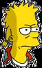Mooch Bart Annoyed Icon