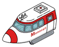 Monorail Train Sidebar