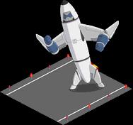 Plane Bot Menu