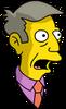 Skinner Surprised Icon