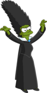 Marge the Witch Unlock