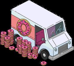 Donut Truck Menu