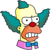 Krusty Angry Icon