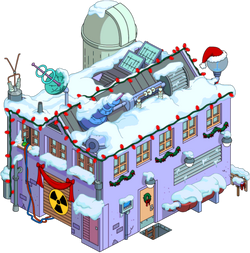 Christmas Frinks Lab