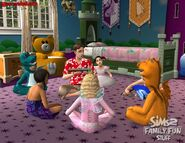 Sims 2 family fun stuff 2