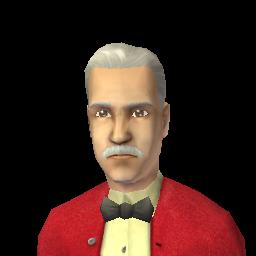 Mortimer Goth (The Sims 2).png