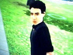 Michael Zhang Copyright Sims 3