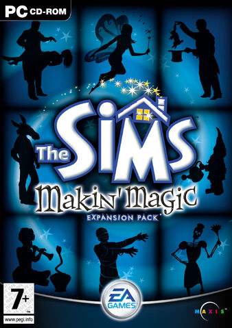File:The Sims Makin' Magic Cover.jpg