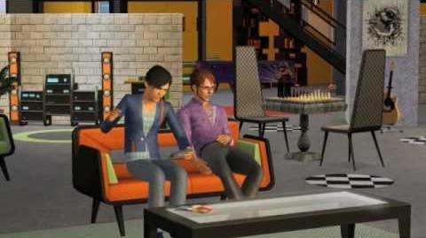 The Sims 3 High-End Loft Stuff Trailer