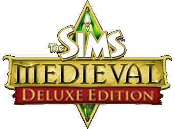 File:The Sims Medieval Deluxe Pack Logo.png