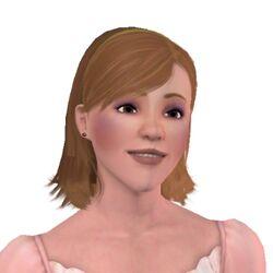 Headshot of Eponine
