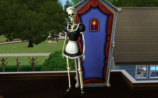 File:Bonehilda beside her living quarters.jpg