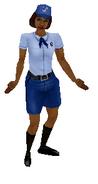 Postalwoman