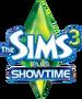 The Sims 3 Plus Showtime Logo