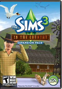 Sims3 expansion fake rumor in the country