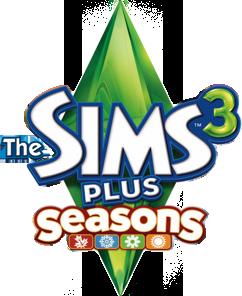 File:The Sims 3 Plus Seasons Logo.png