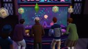 TS4GT club playing games