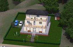 Fanon - Portillo family house