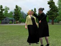Agatha Annie Slap Front