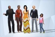Spencer-Kim-Lewis Family