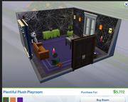 Plentiful Plush Playroom