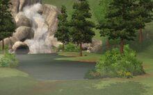 Monlightfalls - Stone Troll Fishinghole