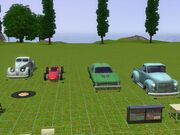 Fls cars and objects
