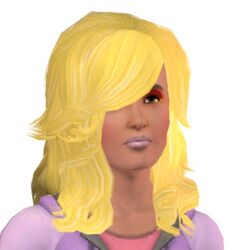 Headshot of Princess