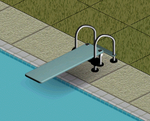 Ts1 diving board